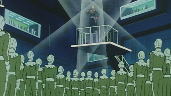 機動戦士ガンダム シーズン1 第42話 宇宙要塞ア・バオア・クー