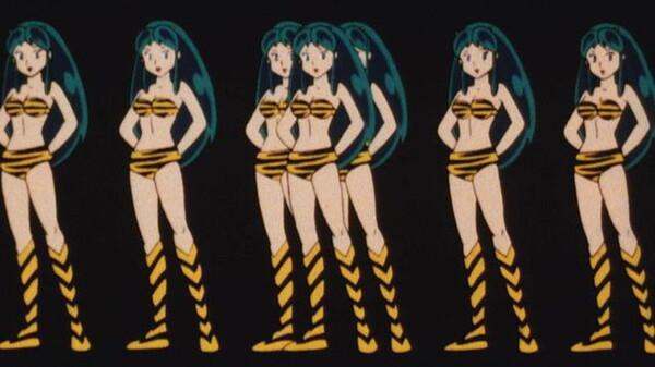 うる星やつら デジタルリマスター版 シーズン3 第98話 ラムちゃんがいっぱい!