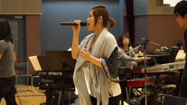 絢香のアルバム 2015 絢香初のカバーアルバム「遊音倶楽部」レコーディング&武道館公演に密着