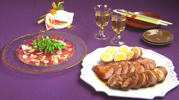 キユーピー 3分クッキング 2015年 第307話 まぐろのオイル漬け/鶏肉と豚肉の紅茶煮 (2015/12/28 放送)