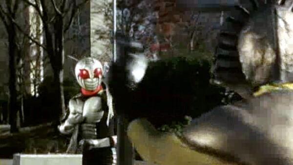 仮面ライダースーパー1 天才怪人対ライダーの知恵くらべ