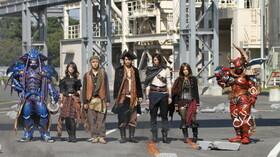 特命戦隊ゴーバスターズ VS 海賊戦隊ゴーカイジャー THE MOVIE